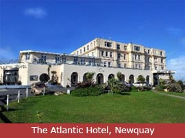 Atlantic Hotel, Newquay
