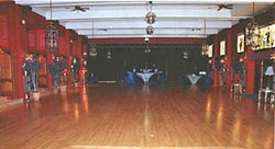 The Atlantic Hotel Newquay – impressive ballroom