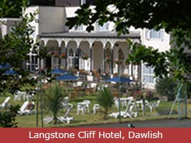 Langstone Cliff Hotel, Dawlish